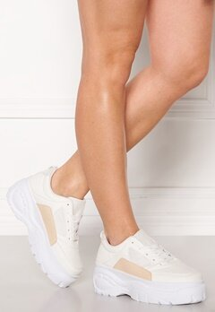 SoWhat 385 Sneakers White/Nude Bubbleroom.se