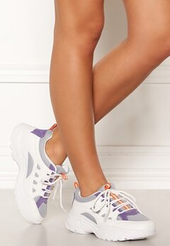 SoWhat 432 Sneakers ltgrey/white/purple Bubbleroom.se