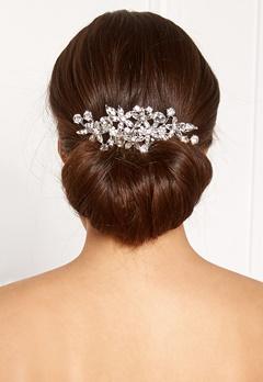 Love Rocks Sparkling hair Jewelry Silver Bubbleroom.se