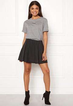 ONLY Steady Neo Faux Skirt Black Bubbleroom.se