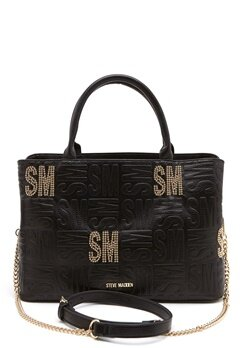 Steve Madden Bella Bag Black/Gold Bubbleroom.se