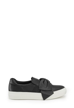 Steve Madden Empire Slip-on Shoes Black Bubbleroom.se