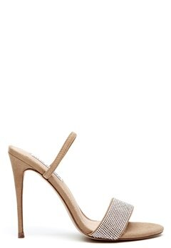 Steve Madden Fierce High Heel Sandal Rhinestones Bubbleroom.se