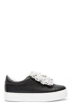 Steve Madden Lion Slip-On Sneaker Black Bubbleroom.se