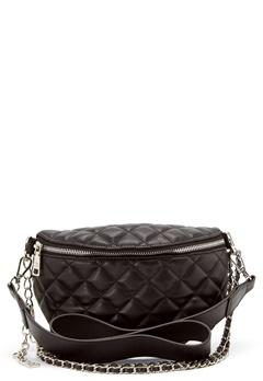 Steve Madden Mandie Bag Black Quilted Bubbleroom.se