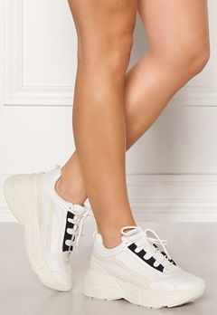 Steve Madden Mature Sneaker 2 White Bubbleroom.se