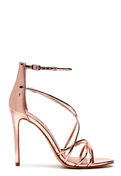 Steve Madden Satire Sandal Rose Gold Bubbleroom.se