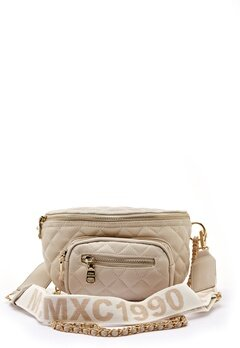 Steve Madden Submit Belt Bag Cream Bubbleroom.se