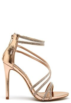 Steve Madden Sweetest Pump Rose Gold Bubbleroom.se