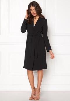 Stylein Bianca Coat Black Bubbleroom.fi