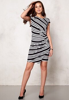 Stylein Canjas Striped black Bubbleroom.fi
