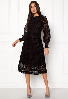 Stylein Grace Dress Black Bubbleroom.fi