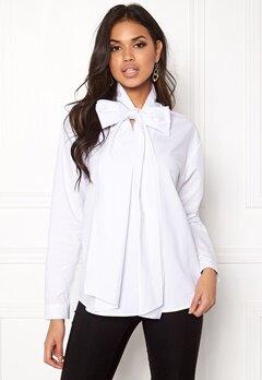 Stylein Jackline Blouse White Bubbleroom.se