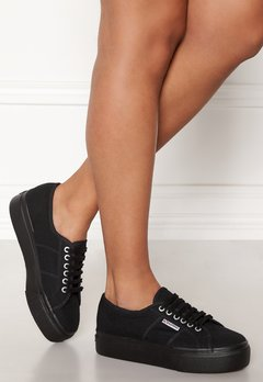 Superga Acotw Linea Sneakers Black Bubbleroom.eu