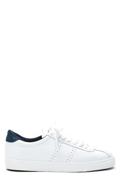 Superga Comfleau Sneakers White-Navy 903 Bubbleroom.se