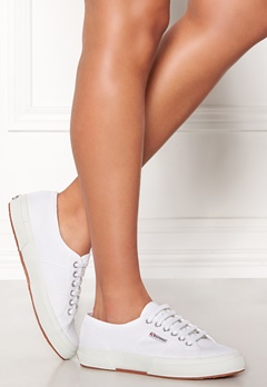 Superga Cotu Classic Sneakers White Bubbleroom.se