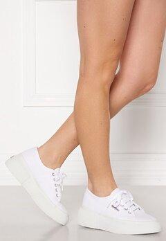 Superga Cotu High Sneakers 901 White Bubbleroom.se