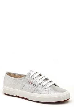 Superga Lamew Sneakers Sølv Bubbleroom.no
