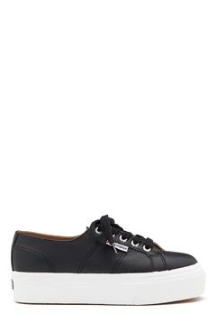 Superga Nappalea Sneakers Black-White C39 Bubbleroom.fi