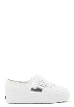 Superga Pusnake Sneakers White 900 Bubbleroom.se