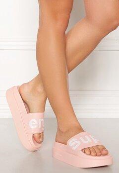 Superga Puw Shoes 929 Pink Skin-White Bubbleroom.se