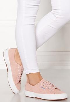 Superga SUEU Sneakers Pink Skin W6Y Bubbleroom.se