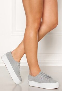 Superga SUEW Sneakers Lite Grey Bubbleroom.se