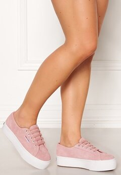 Superga SUEW Sneakers Pink Pale Bubbleroom.se