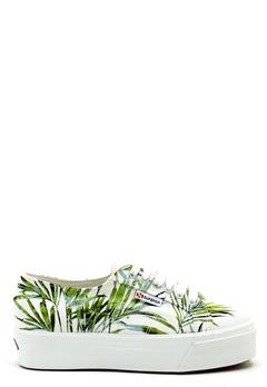 Superga Superga X Esra Ro Palm Palm Lime 900 Bubbleroom.se