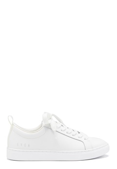 Svea Billie Leather Sneaker White Bubbleroom.se