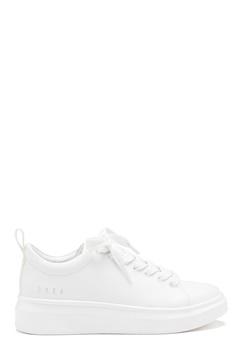 Svea Charlie Leather Sneaker White Bubbleroom.se