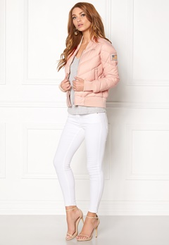Svea Dawn Jacket 500 Pink Bubbleroom.no