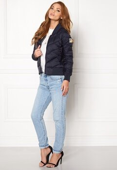 Svea Dawn Jacket 59 Navy Bubbleroom.no