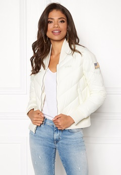 Svea Dawn Jacket Antique White 023 Bubbleroom.se