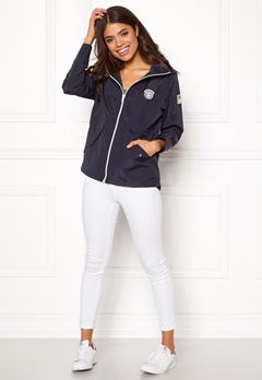 Svea Harley Jacket Dark Navy 626 Bubbleroom.se