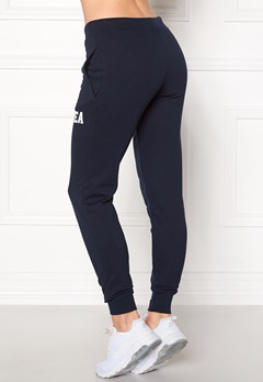 Svea Zoe Basic Sweat Pants 600 Navy Bubbleroom.fi