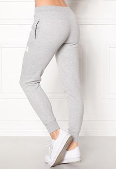 Svea Zoe Basic Sweat Pants 905 Lt Grey Melange Bubbleroom.fi