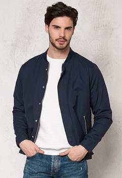 Tailored & Original Raasay Jacket 1991 Insignia Blue Bubbleroom.se