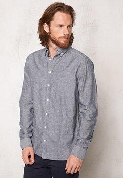 Tailored & Original Roade Shirt 9000 Black Bubbleroom.se