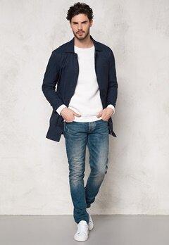 Tailored & Original Roslin Jacket 1991 Insignia Blue Bubbleroom.se