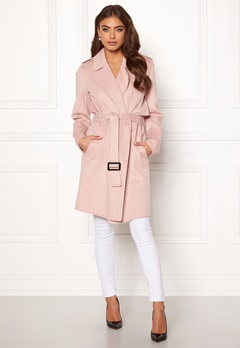 SELECTED FEMME Tana Short Coat Rose Dust Bubbleroom.se