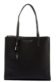 Marc Jacobs The Grind Bag Black Bubbleroom.se