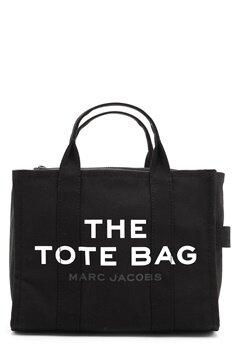 The Marc Jacobs Small Traveler Tote 001 Black Bubbleroom.se