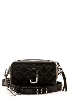 The Marc Jacobs The Quilted Softshot 21 001 Black Bubbleroom.se