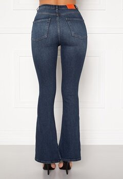 the Odenim O-Liv Jeans 09 DK Midblue Bubbleroom.se