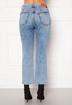 the Odenim O-Mod Jeans Random Blue Bubbleroom.se