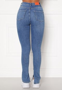 the Odenim O-More Jeans 11 Lt Midblue Bubbleroom.se