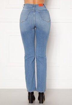 the Odenim O-Ninetys Jeans LT Blue Bubbleroom.se