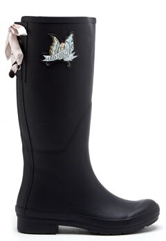 Odd Molly Tide Rainboot Almost Black Bubbleroom.se
