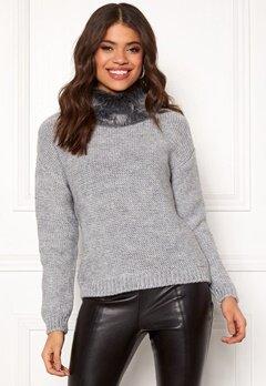 TIFFOSI Coolia Sweater 030 Grey Bubbleroom.se